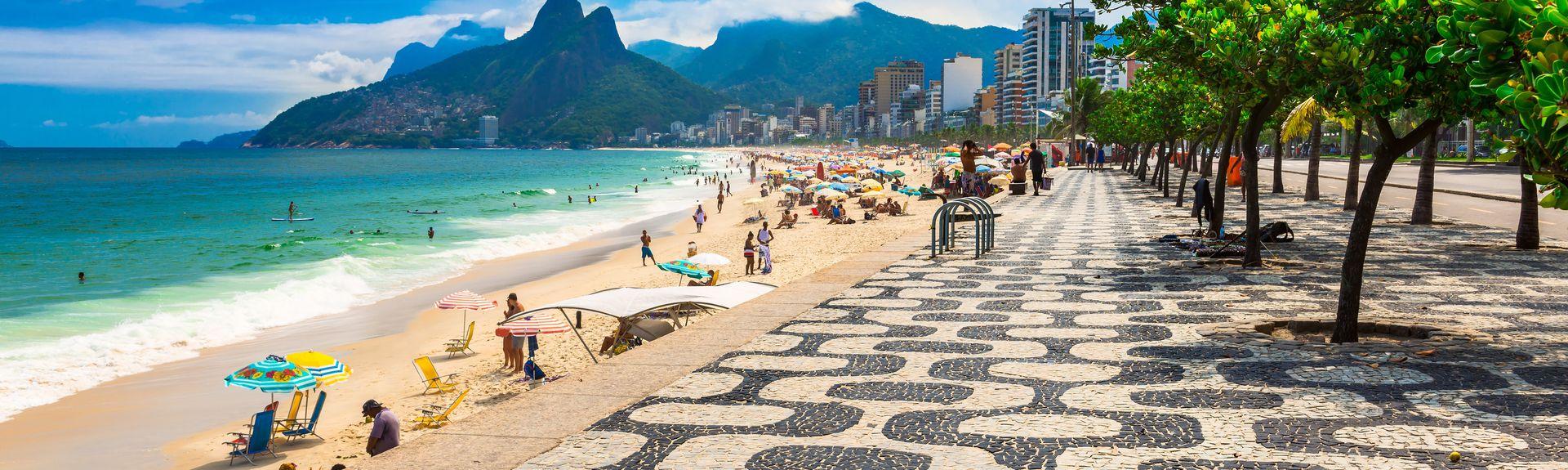 Ipanema - Leblon, Rio de Janeiro, Kaakkoisalue, Brasilia