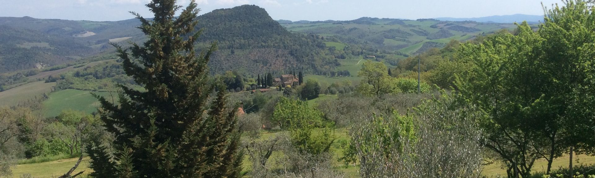 Castelnuovo di Val di Cecina, Toskana, Italien