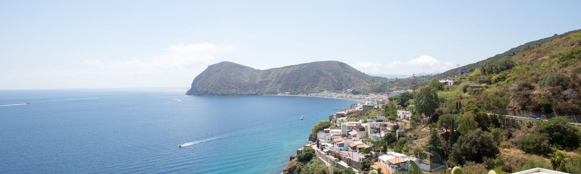 Leni, Sicilia, Italia