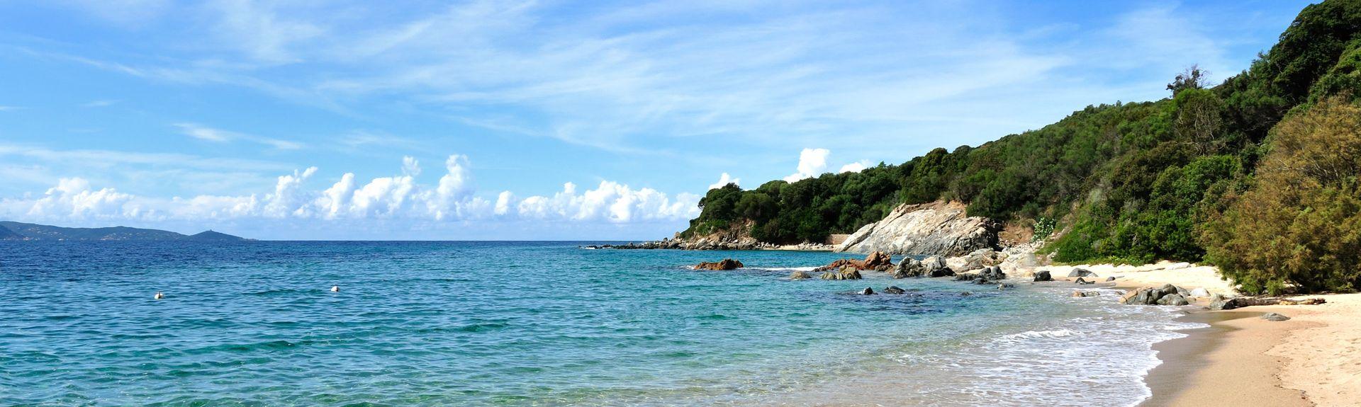 Propriano, Korsika, Frankreich