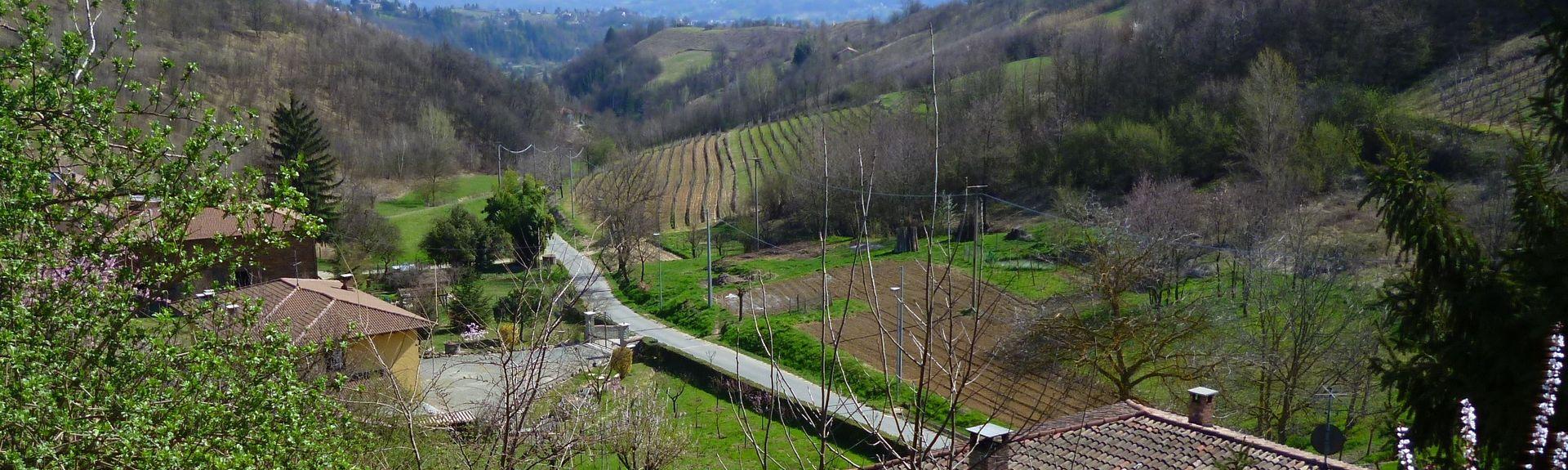 Castelnuovo Calcea, Piedmont, Italië