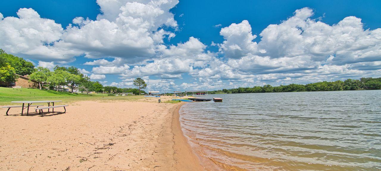Llano River, Kingsland, TX, USA