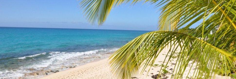 Happy Bay Beach, Grand Case, St. Martin