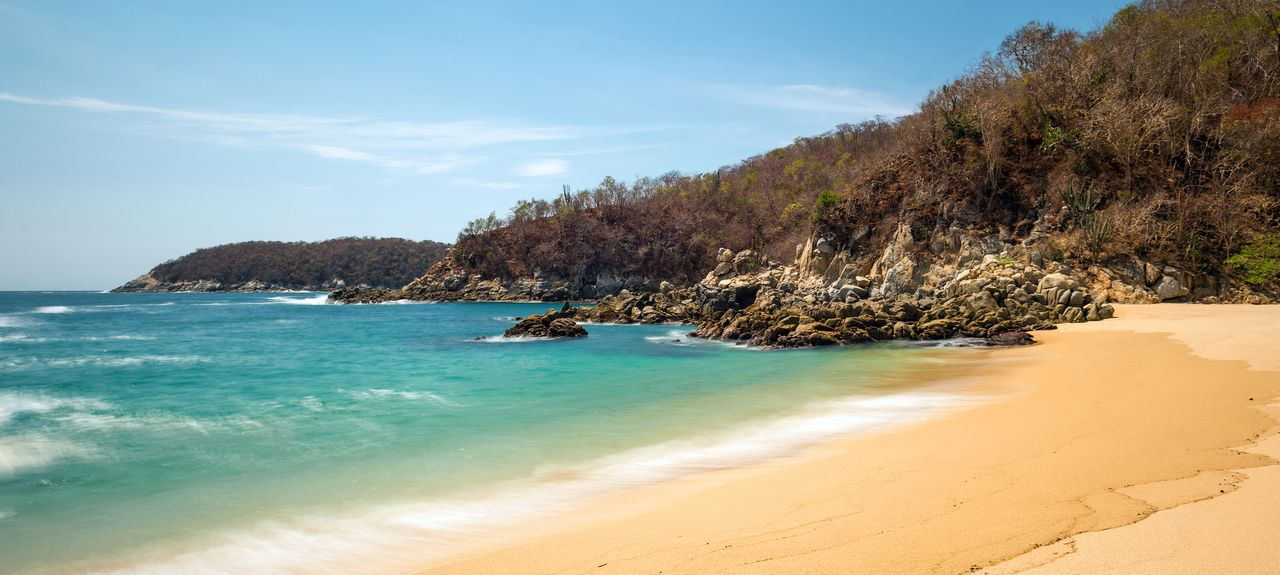 Huatulco National Park, Mexico