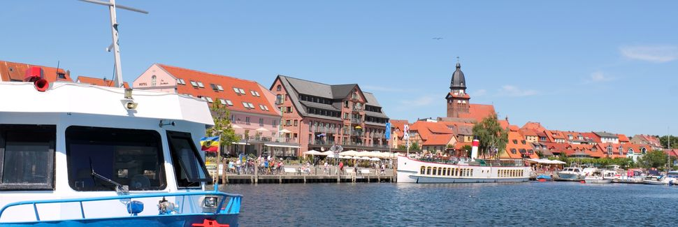 Waren, Mecklenburg - Pomerania Occidental, Alemania