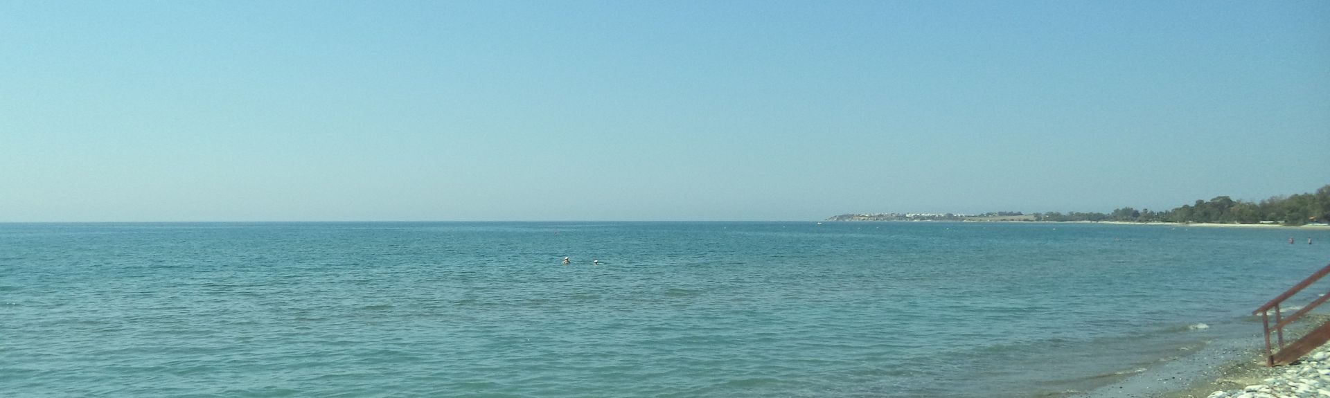 Mackenzie Beach, Larnaka, Zypern