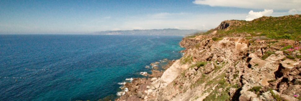 Masua-minen, Iglesias, Sardinien, Italien