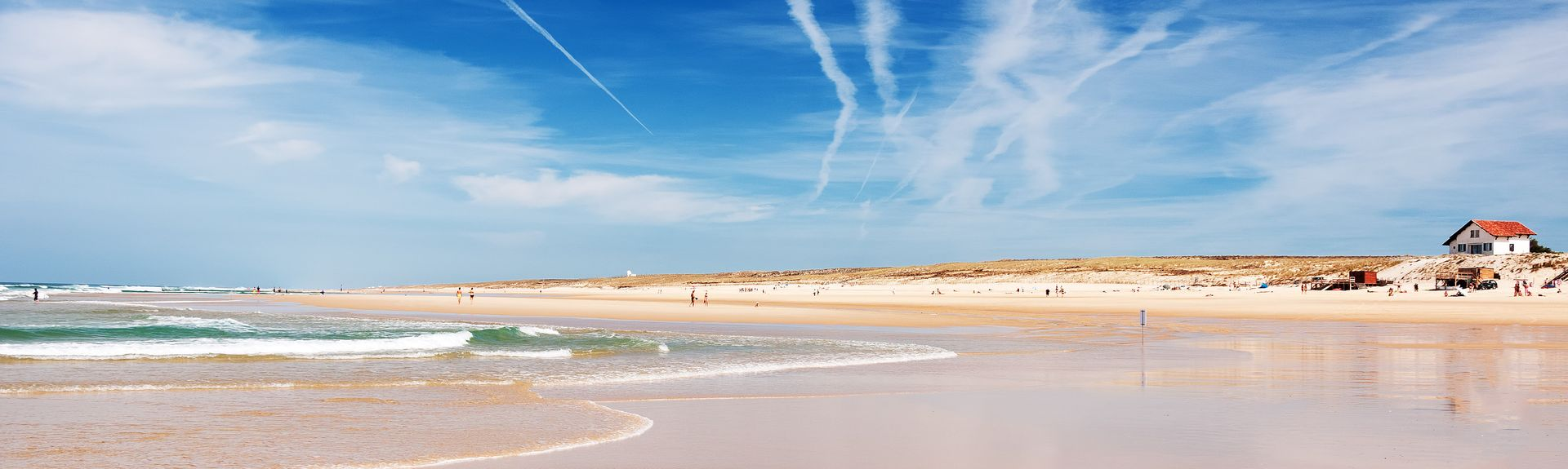 Mimizan, Landes (département), France