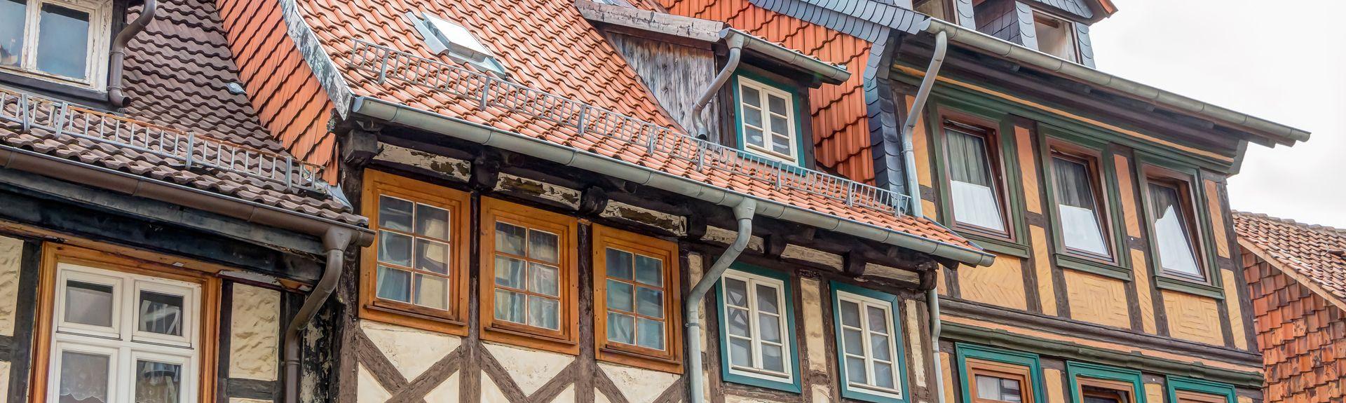 Wernigerode, Sachsen-Anhalt, Tyskland