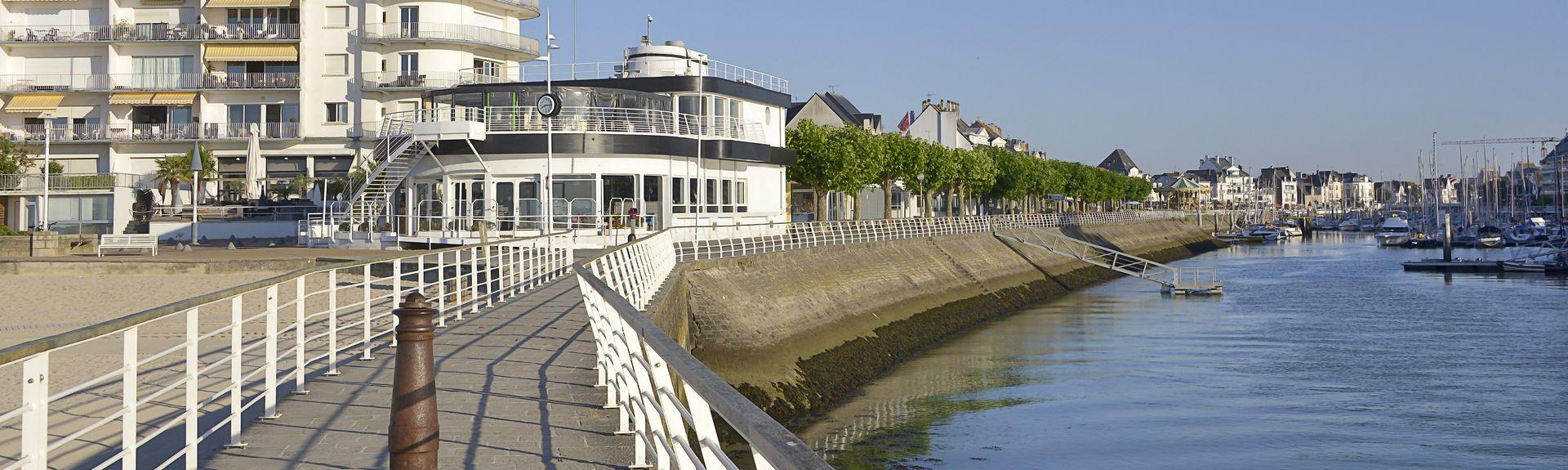 Le Pouliguen, Pays de la Loire, Ranska