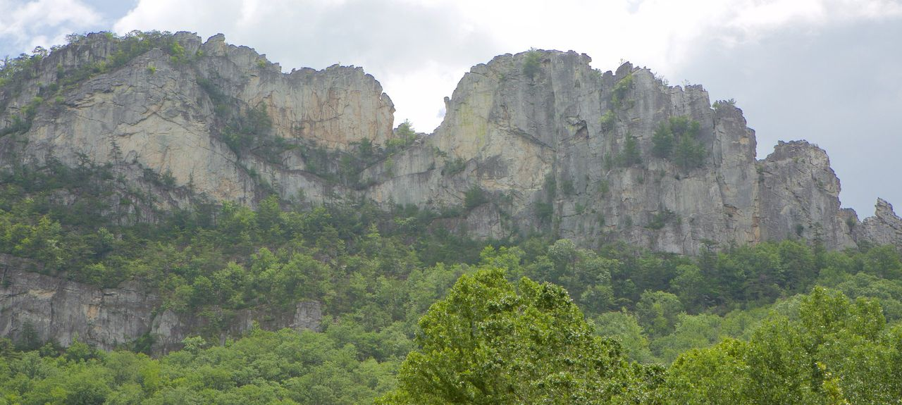 Seneca Rocks, WV, USA