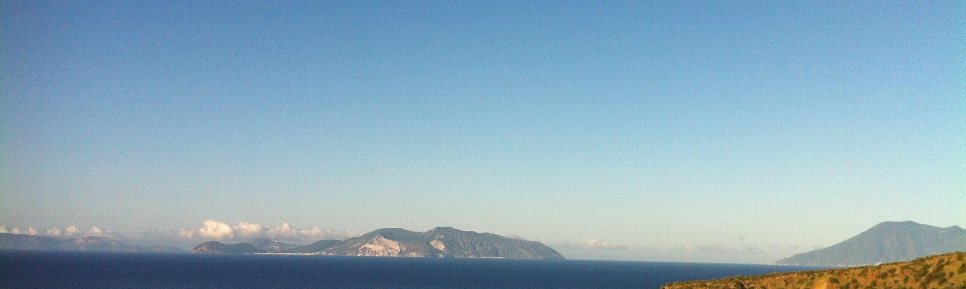 Panarea, Messina, Sicily, Italy