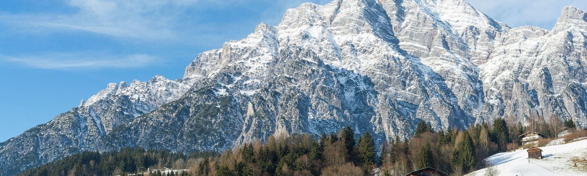 Salzburger Saalachtal, Austria