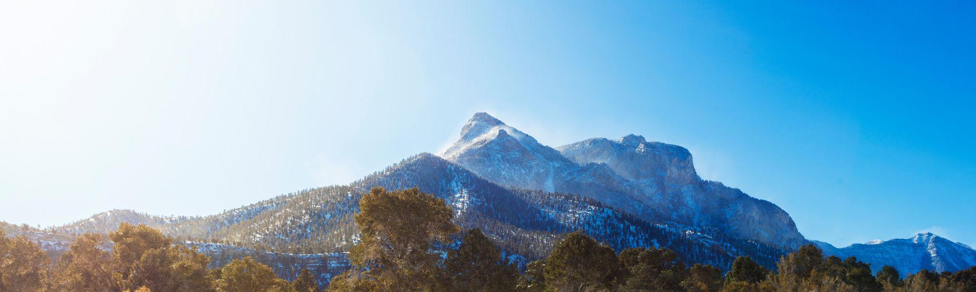 Mount Charleston, Nevada, États-Unis d'Amérique