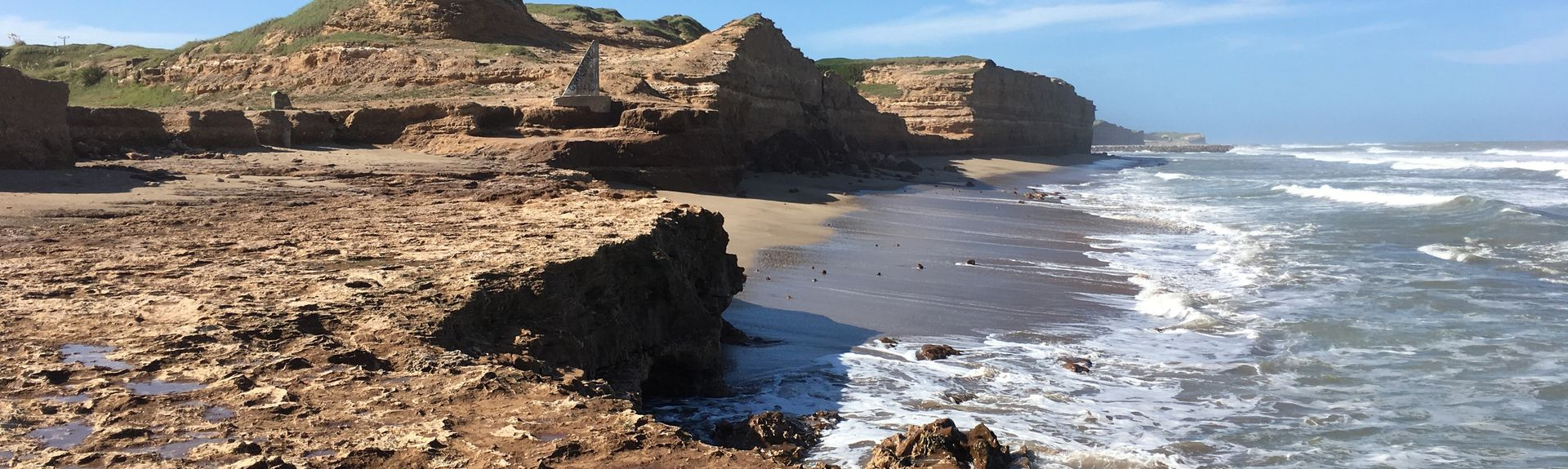 Punta Mogotes Beach, Mar del Plata, Buenos Aires (province), Argentina