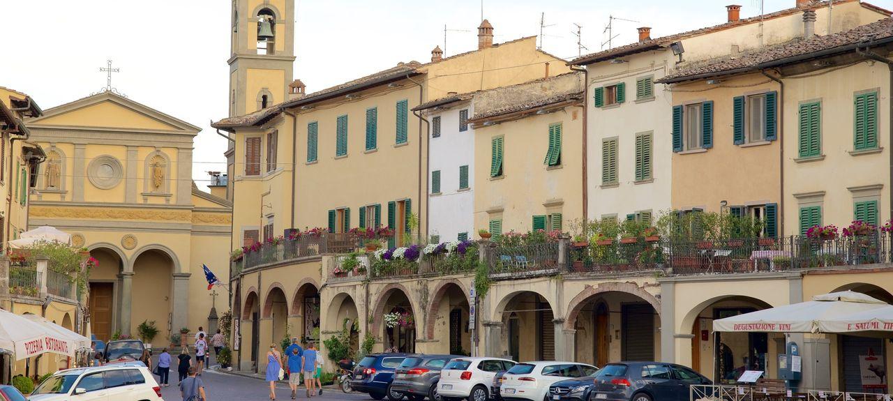 Meleto, Arezzo, Tuscany, Italy