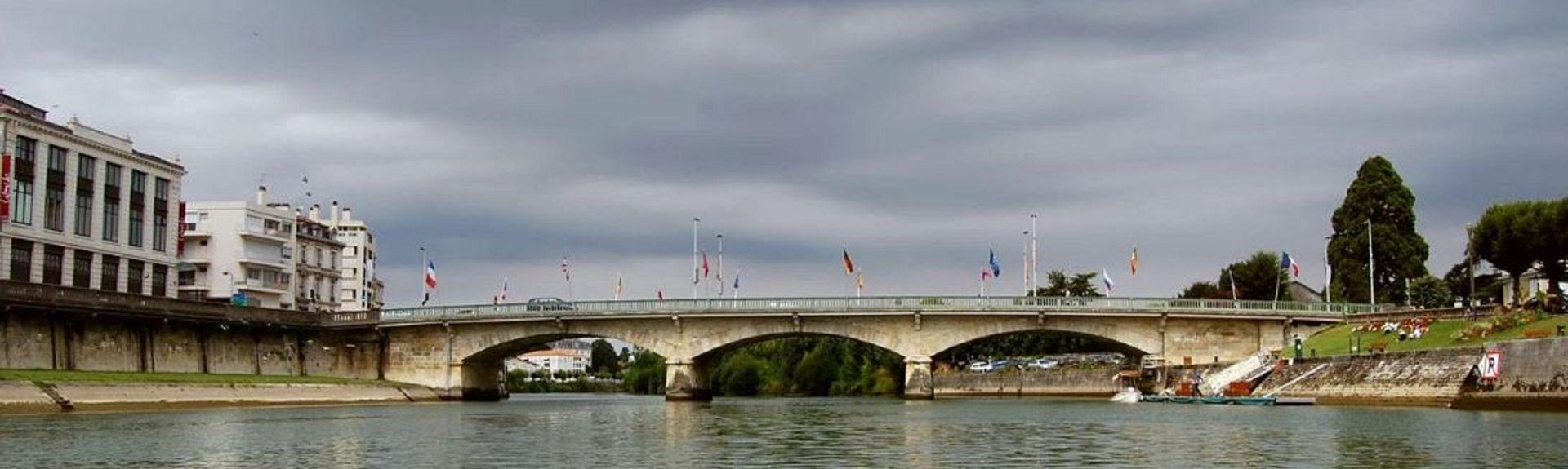 Saint-Romain-de-Benet, Aquitaine-Limousin-Poitou-Charentes, Frankrig