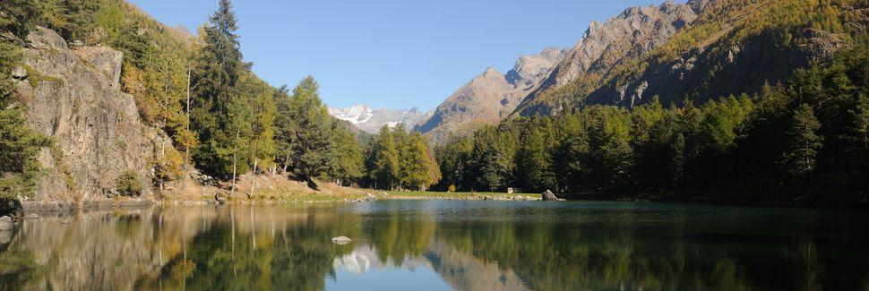 La Magdeleine, Aosta Valley, Italy