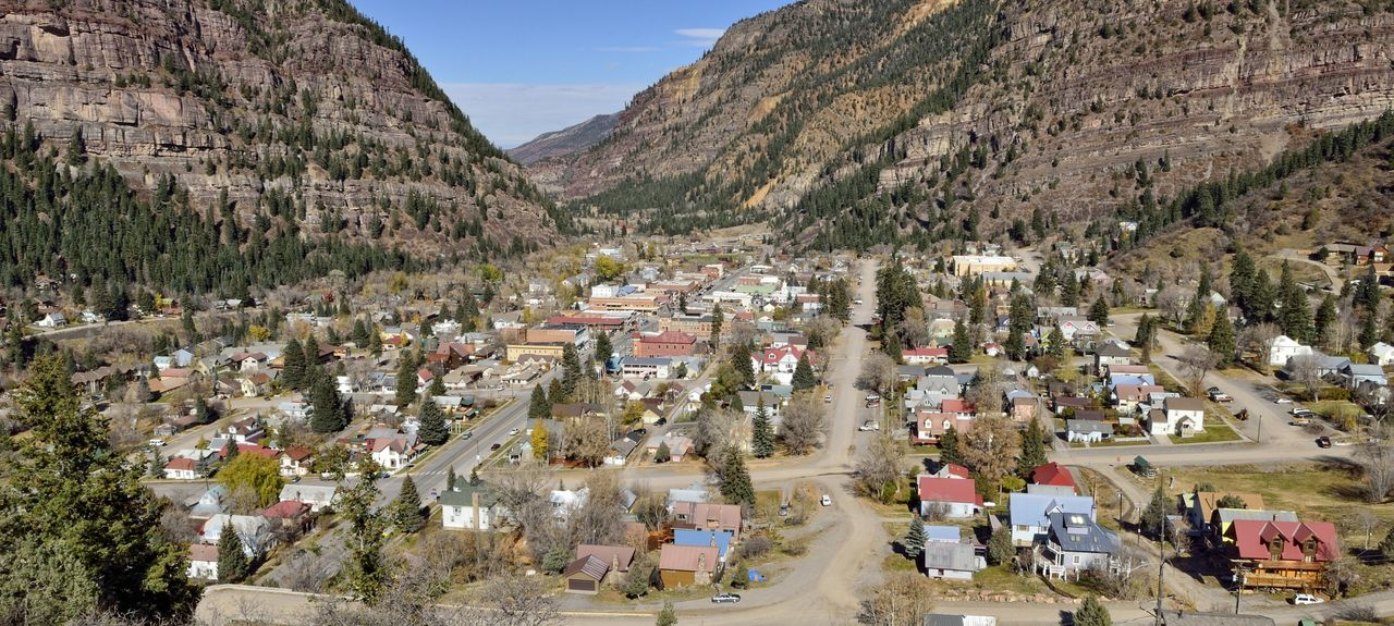 Ouray, CO, USA