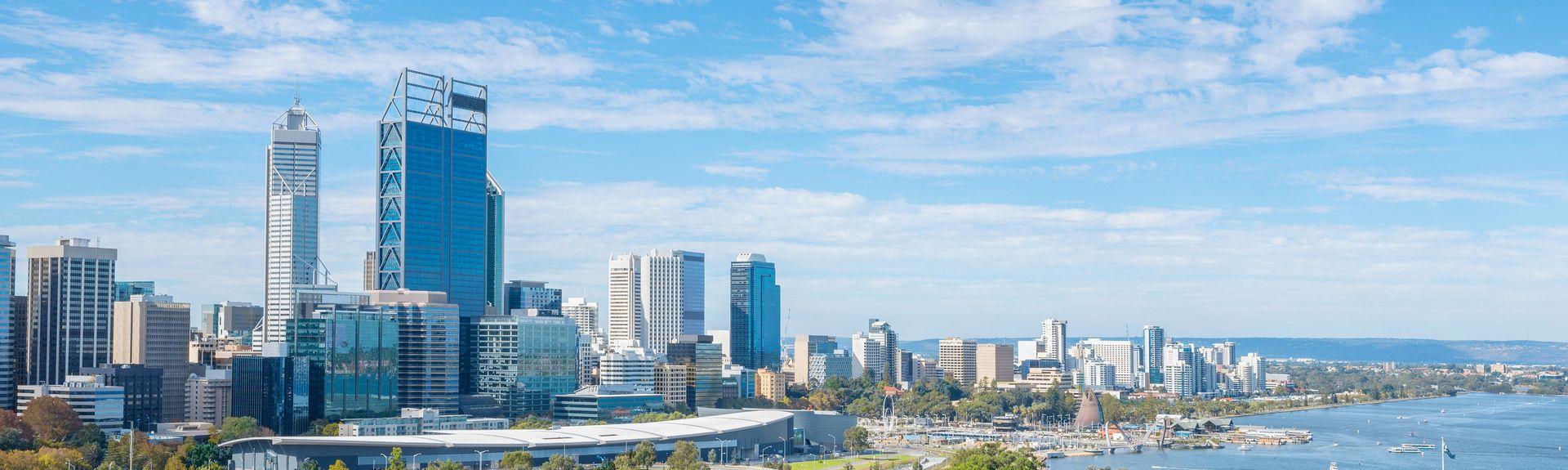 City Of Perth, Western Australia, Australia