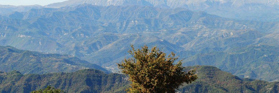 Parc national du Gran Sasso et Monti della Laga, Fano Adriano, Abruzzes, Italie