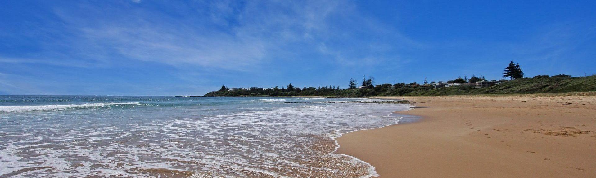 Coolangatta, Nouvelle-Galles-du-Sud, Australie