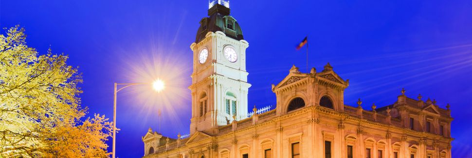 Circonscription de Ballarat, Victoria, Australie