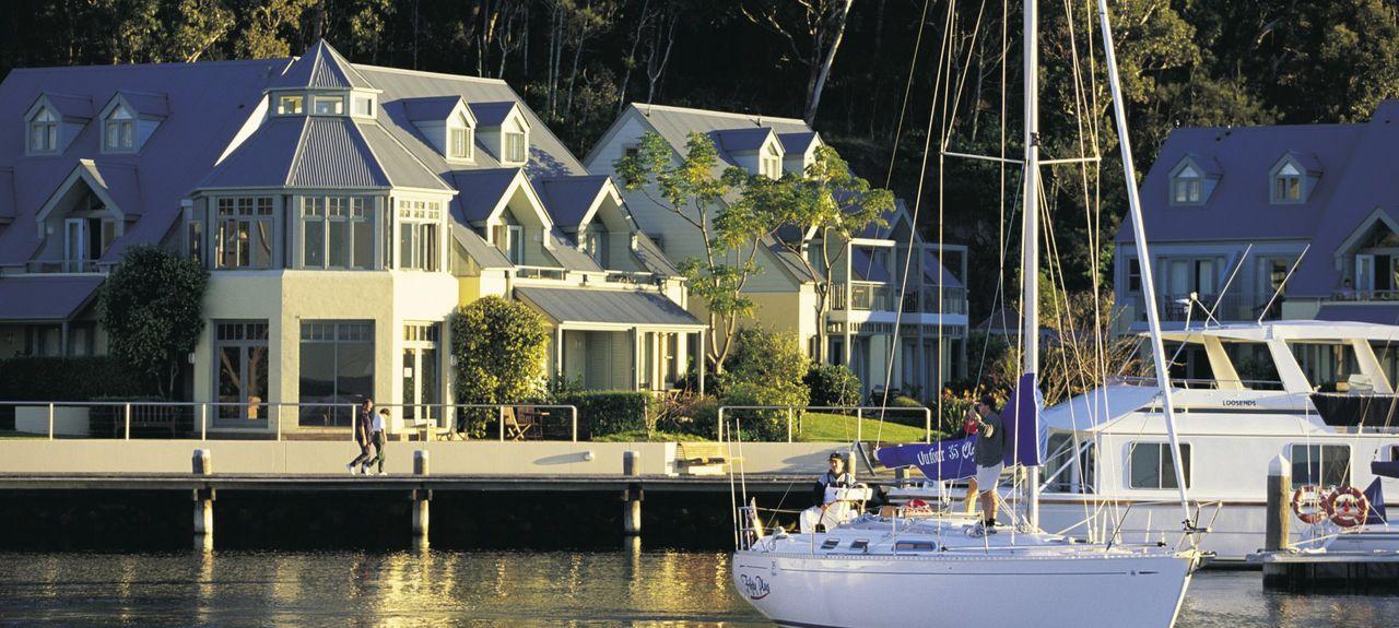 Shoal Bay NSW, Australia