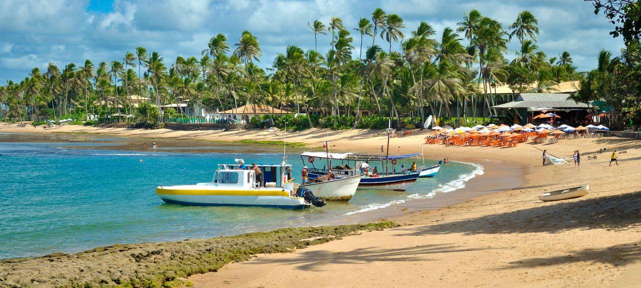 Praia do Forte, Bahia, Brasile