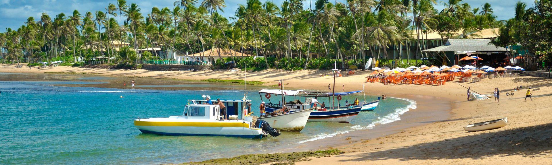 Praia do Forte, Mata de São João, Bahia, Brasil