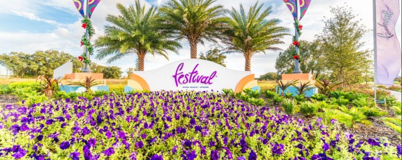 Festival (Four Corners, Florida, Estados Unidos)