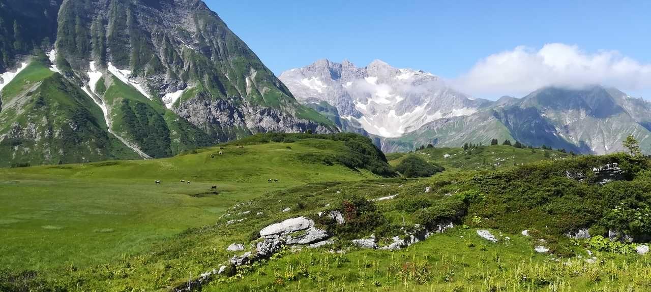 Bregenzer Oberstadt, Bregenz, Vorarlberg, Österreich