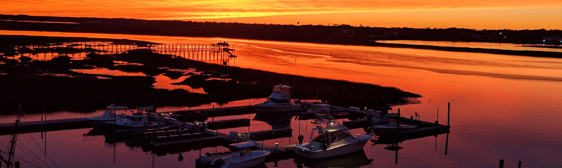 Inlet Harbour, Murrells Inlet, Carolina do Sul, Estados Unidos
