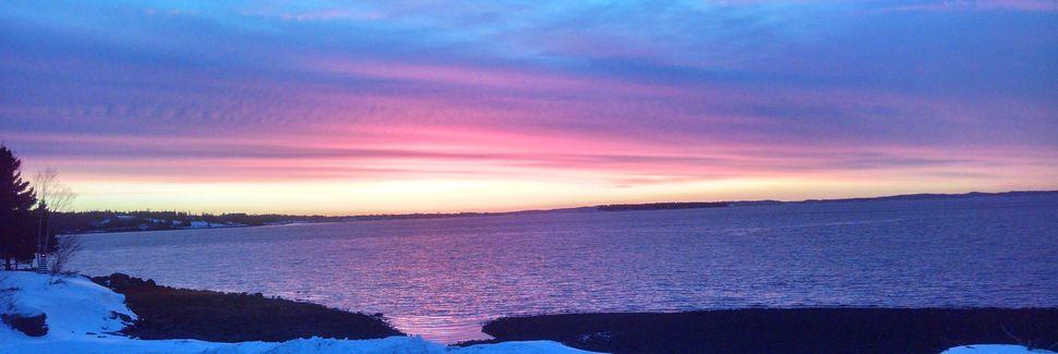 Maine Highlands, Maine, États-Unis d'Amérique