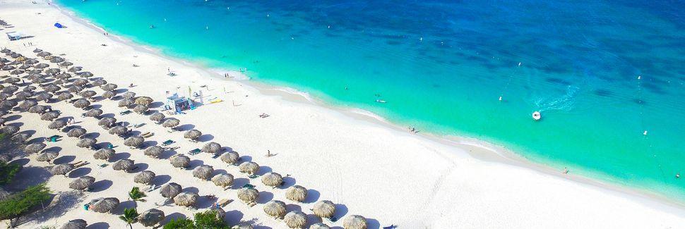 Oasis, Eagle Beach, Aruba