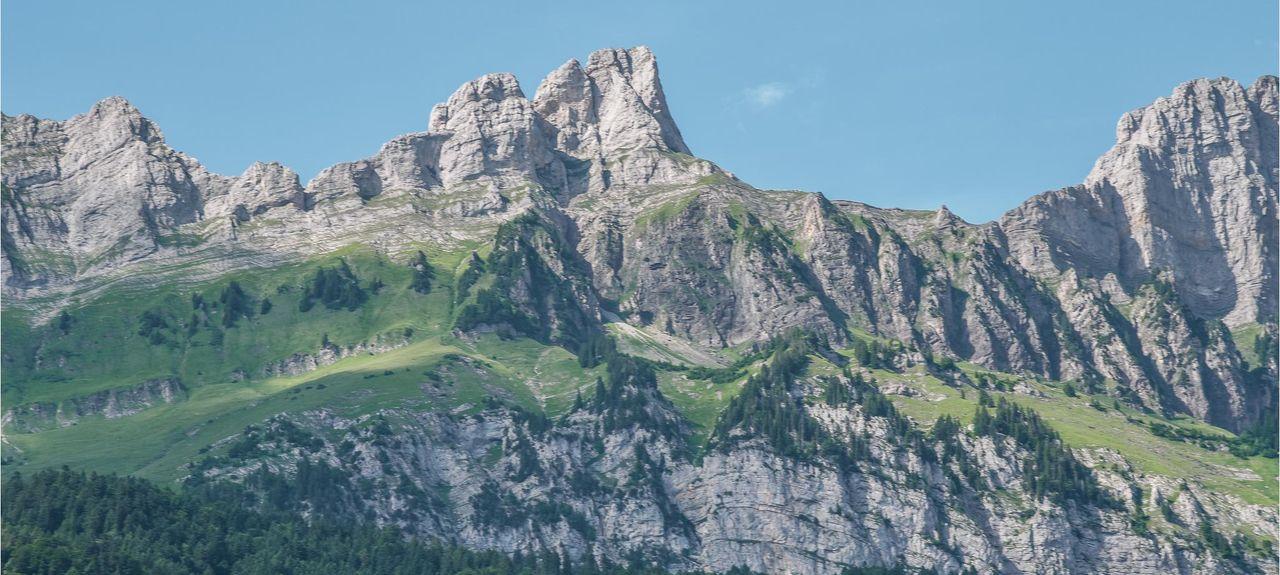 Sarganserland, Switzerland