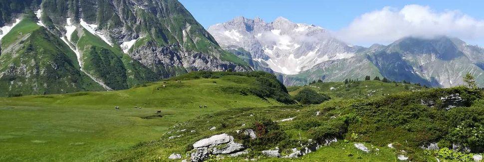 Bregenz, Vorarlberg, Österreich