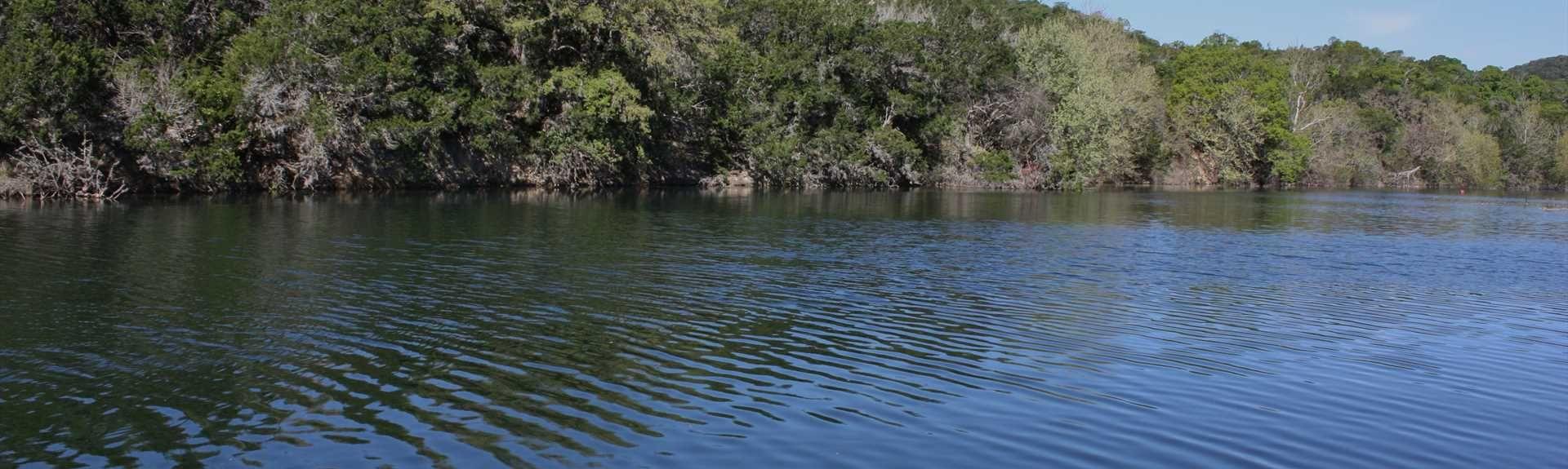 Área natural estatal Hill Country, Texas, Estados Unidos