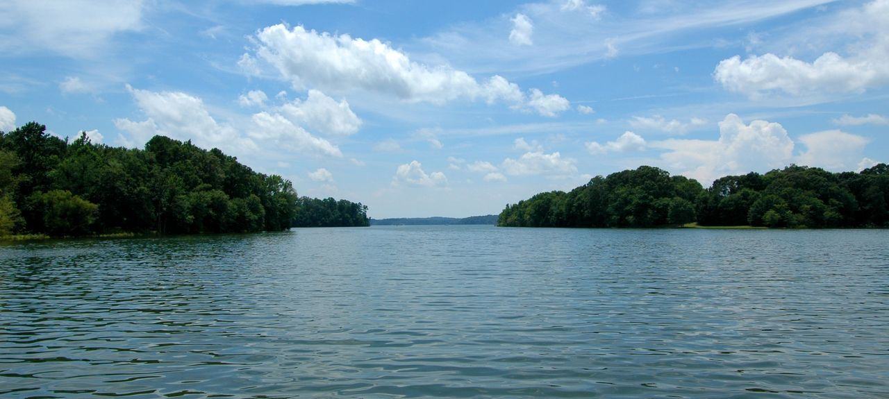 Lake Hartwell, USA
