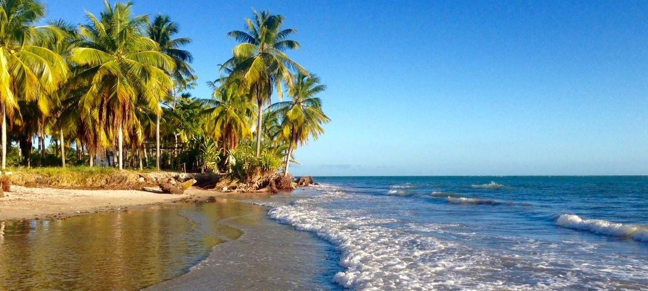 Saudade Island, Morro de São Paulo, State of Bahia, BR
