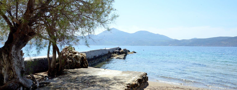 Plage d'Agios Sostis, Milos, Égée-Méridionale, Grèce