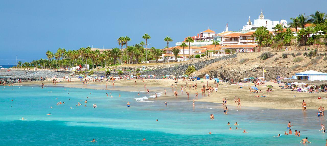 Costa Adeje, Canarias, España