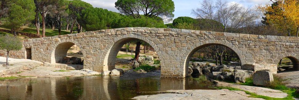Santa María del Cubillo, Castilla y León, España