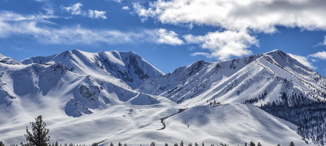 Mammoth Mountain, Mammoth Lakes, Californie, États-Unis d'Amérique