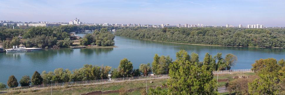 Skadarlija, Belgrado, Servië