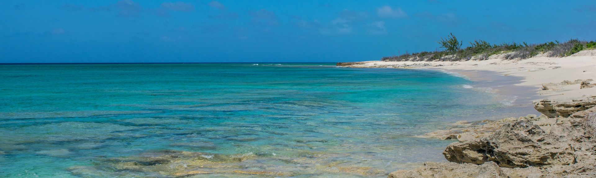 Grand Turk Beach, Grand Turk, Turks and Caicos