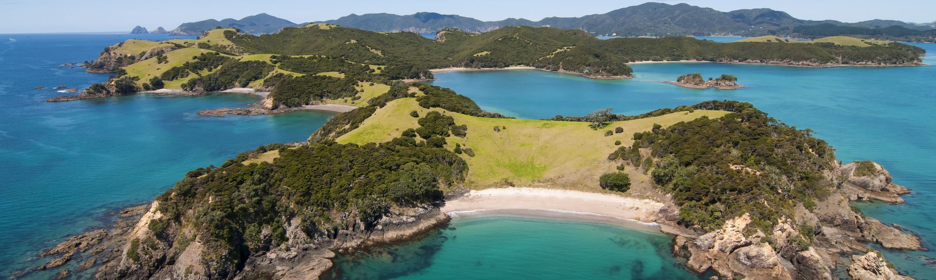 Bay of Islands, Northland, North Island, New Zealand
