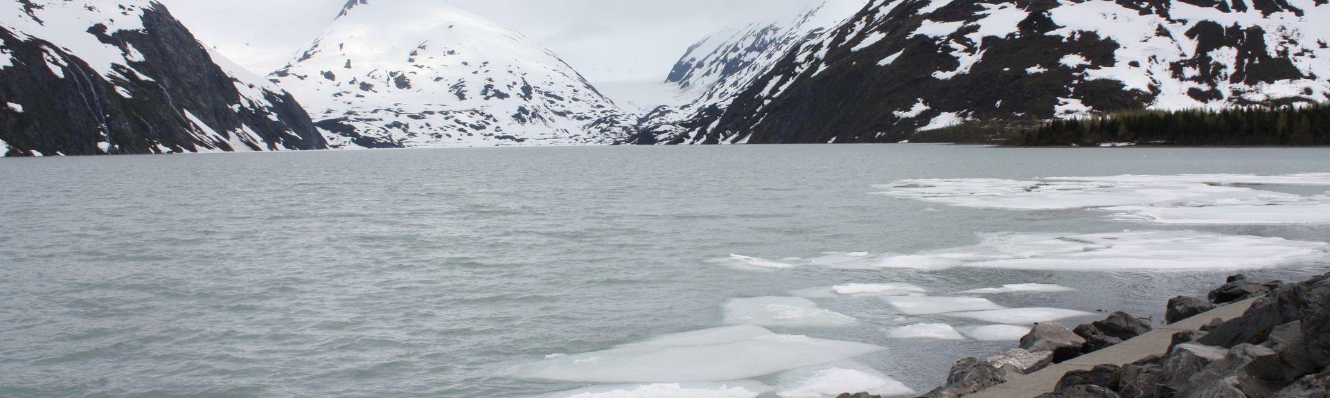 Turnagain, Anchorage, Alaska, USA