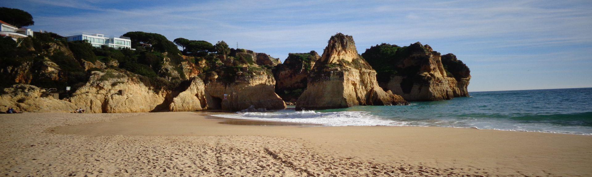 Cordoama (plaża), Dystrykt Faro, Portugalia