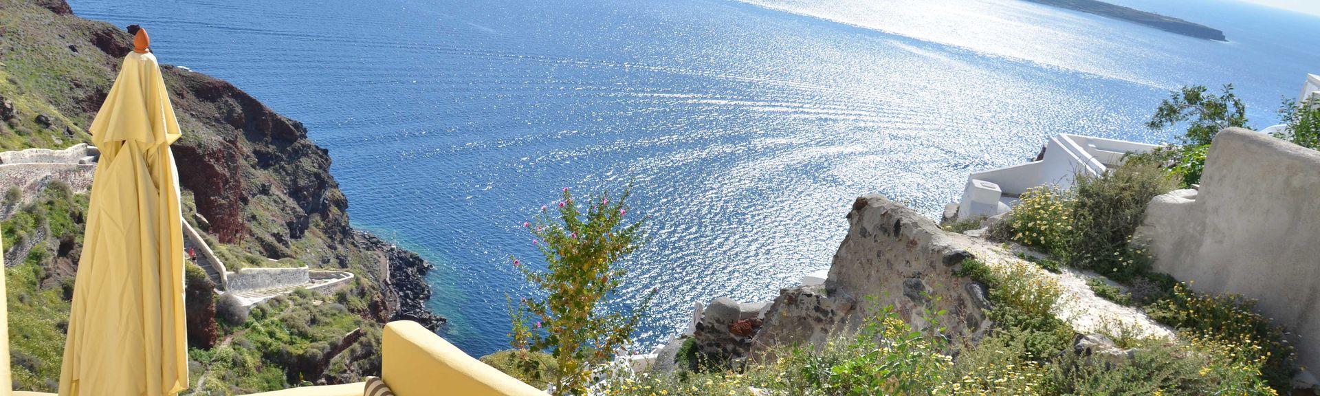 Ακρωτήρι, Νησιά του Αιγαίου, Ελλάδα